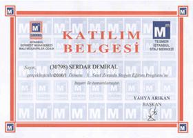 ISMMMO_Zorunlu_Stajer_Egitim_Katilim_Belgesi